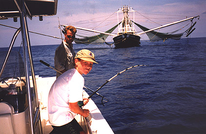 Photo of Texas recreational and commercial fishing